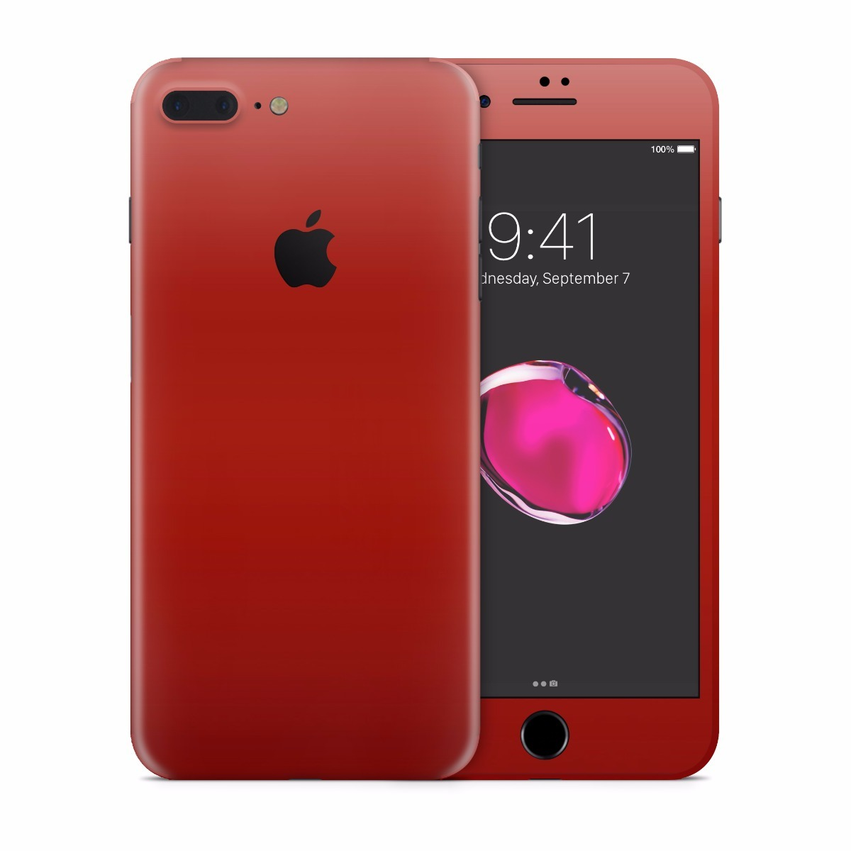Unboxing Del IPhone 8 Plus Rojo
