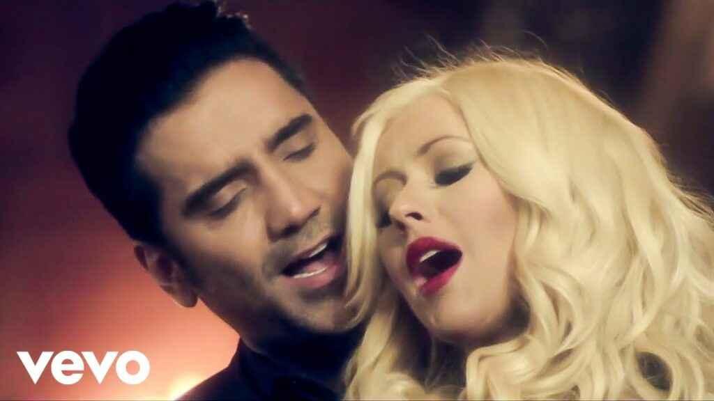 Christina Aguilera vuelve a grabar