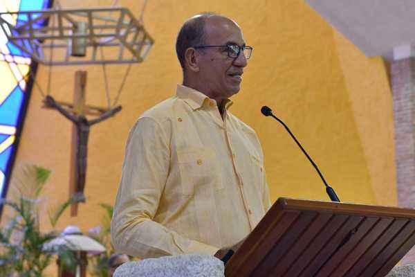CORAASAN celebra misa de Acción de Gracias en su 44 aniversario -  Chismolandia